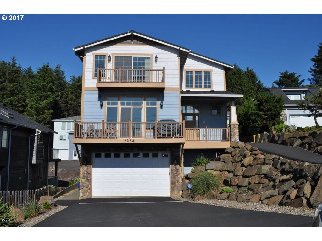 2224 SW COAST AVE Lincoln City, OR 97367 - MLS #: 17193619