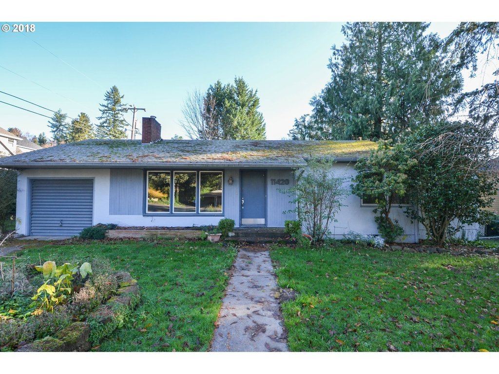 11420 NW JERICHO RD Portland, OR 97229 - MLS #: 18177228